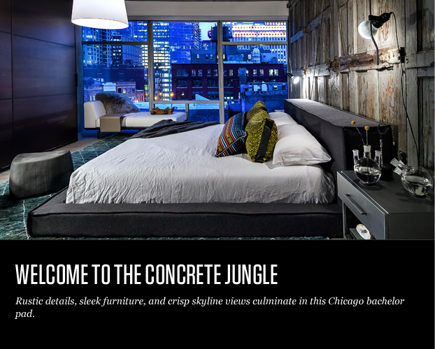 Welcome to the Concrete Jungle